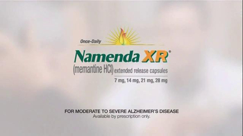 Namenda XR TV Spot, 'His Sunshine'