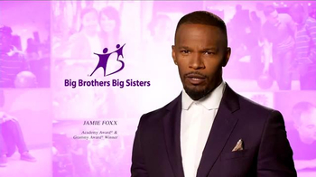 Big Brothers Big Sisters TV Spot, 'Be a Mentor' Featuring Jamie Foxx - Thumbnail 1