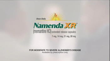 Namenda XR TV Spot, 'Her Best Friend' - Thumbnail 3