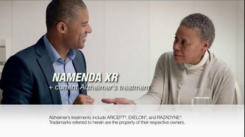 Namenda XR TV Spot, 'Her Best Friend' - Thumbnail 4