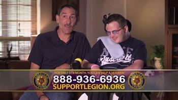 The American Legion TV Spot, 'Andrew Larocca's Family is Grateful' - Thumbnail 8