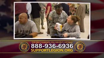 The American Legion TV Spot, 'Andrew Larocca's Family is Grateful' - Thumbnail 5