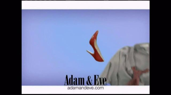 Adam & Eve 50% Off and Free Gift TV Spot, 'Let the Clothes Fly' - Thumbnail 2
