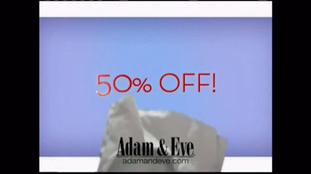 Adam & Eve 50% Off and Free Gift TV Spot, 'Let the Clothes Fly' - Thumbnail 3