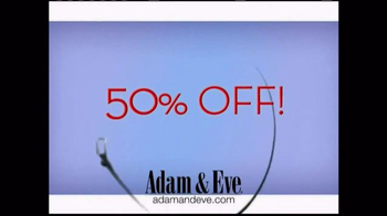 Adam & Eve 50% Off and Free Gift TV Spot, 'Let the Clothes Fly' - Thumbnail 4