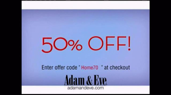 Adam & Eve 50% Off and Free Gift TV Spot, 'Let the Clothes Fly' - Thumbnail 5