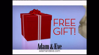 Adam & Eve 50% Off and Free Gift TV Spot, 'Let the Clothes Fly' - Thumbnail 7