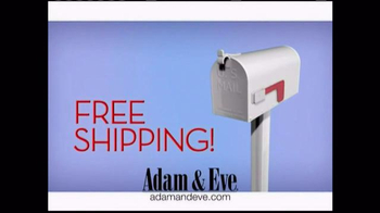 Adam & Eve 50% Off and Free Gift TV Spot, 'Let the Clothes Fly' - Thumbnail 8
