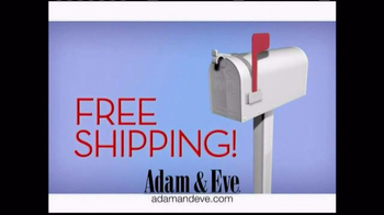 Adam & Eve 50% Off and Free Gift TV Spot, 'Let the Clothes Fly' - Thumbnail 9