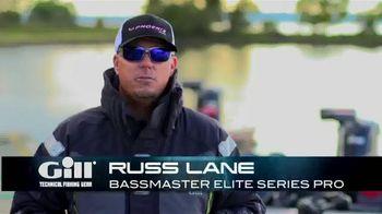 Gill TV Spot, 'Fishing Gear' - 84 commercial airings