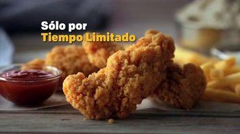 McDonald's Chicken Select Tenders TV Spot, 'Tiempo para el Pollo' [Spanish] - Thumbnail 9