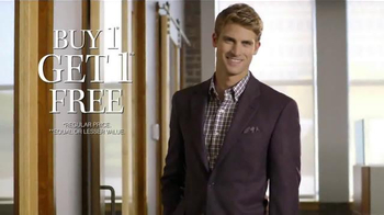 JoS. A. Bank Buy One Get One Free TV Spot, 'Two Free Pants' - Thumbnail 4