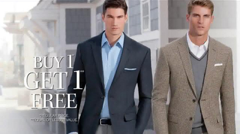 JoS. A. Bank Buy One Get One Free TV Spot, 'Two Free Pants' - Thumbnail 5