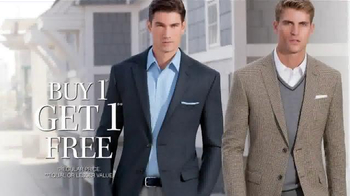 JoS. A. Bank Buy One Get One Free TV Spot, 'Two Free Pants' - Thumbnail 6