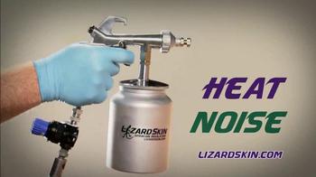 LizardSkin Spray-On Insulation TV Spot, 'Fight Noise and Heat' - Thumbnail 2