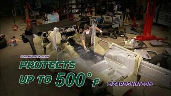 LizardSkin Spray-On Insulation TV Spot, 'Fight Noise and Heat' - Thumbnail 4