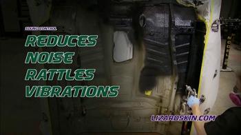 LizardSkin Spray-On Insulation TV Spot, 'Fight Noise and Heat' - Thumbnail 6