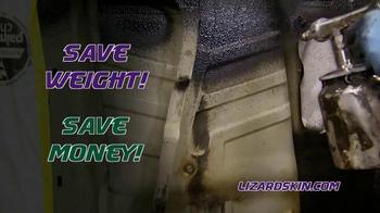LizardSkin Spray-On Insulation TV Spot, 'Fight Noise and Heat' - Thumbnail 7