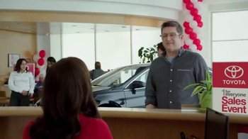 Toyota One for Everyone Sales Event TV Spot, 'Closer Look' - Thumbnail 1