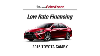 Toyota One for Everyone Sales Event TV Spot, 'Closer Look' - Thumbnail 7