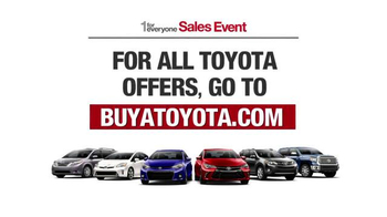 Toyota One for Everyone Sales Event TV Spot, 'Closer Look' - Thumbnail 9
