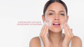 Neutrogena Acne Wash TV Spot, 'Piel Clara' Con Eiza González [Spanish] - Thumbnail 4