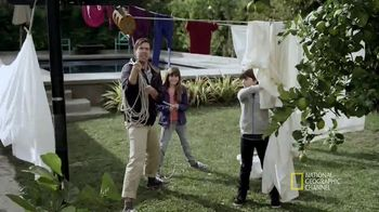 GEICO TV Spot, 'It's What You Do: National Geographic Channel' - 38 commercial airings