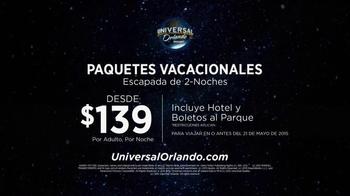 Universal Orlando Resort TV Spot, 'Épico: paquetes vacacionales desde $139 dólares' canción de Pitbull [Spanish] - Thumbnail 7