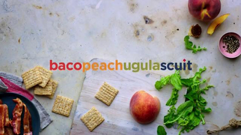 Triscuit TV Spot, 'Bacopeachugulascuit'