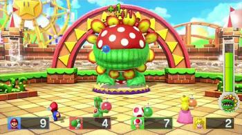 Mario Party 10 TV Spot, 'Throw a Party' - Thumbnail 4