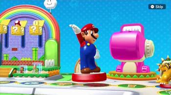 Mario Party 10 TV Spot, 'Throw a Party' - Thumbnail 6