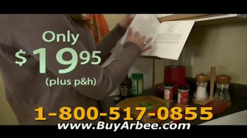 Arbee Recipe Butler TV Spot, 'Keep It Clean' - Thumbnail 10