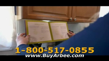 Arbee Recipe Butler TV Spot, 'Keep It Clean' - Thumbnail 8