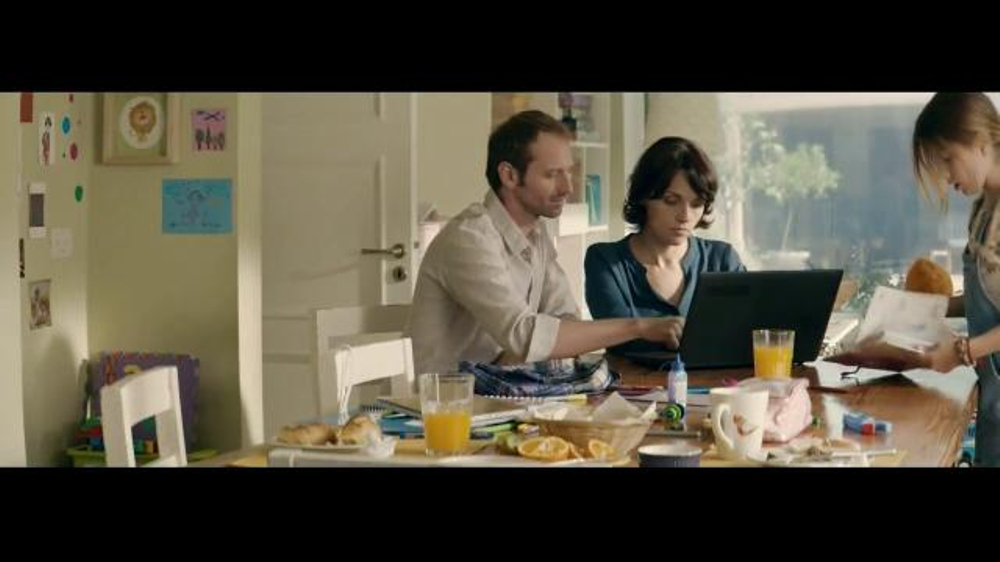 Pnc Bank Virtual Wallet Tv Commercial Busy Family