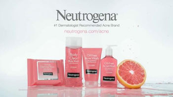Neutrogena Oil-Free Acne Wash TV Spot., 'Clearer Skin' Feat. Eiza Gonzalez - Thumbnail 7
