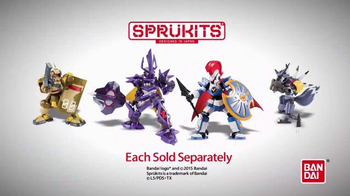 Sprukits LBX Achilles TV Spot, 'Piece Together' - Thumbnail 10
