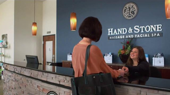 Hand and Stone TV Spot, 'Celebrity' - Thumbnail 3