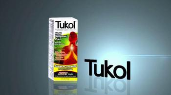 Tukol Multi-Symptom Cold TV Spot, 'Efectivo para la Toz' [Spanish] - Thumbnail 4
