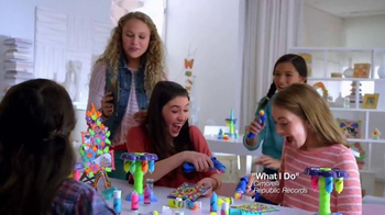 DohVinci Color Mixer TV Spot, 'Create Beautiful Designs' Song by Cimorelli