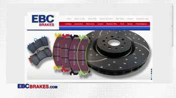 EBC Brakes TV Spot, 'Scientifically Formulated' - Thumbnail 10