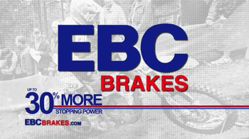 EBC Brakes TV Spot, 'Scientifically Formulated' - Thumbnail 2