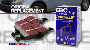 EBC Brakes TV Spot, \'Scientifically Formulated\'
