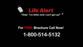 Life Alert TV Spot, 'In the Time of an Accident' - Thumbnail 7