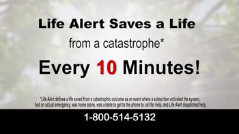 Life Alert TV Spot, 'In the Time of an Accident' - Thumbnail 5