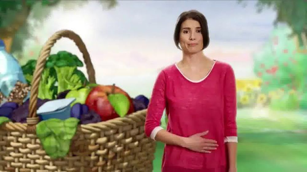 Dulcolax Tv Commercial Big Basket Of Fruits And Veggies Ispot Tv