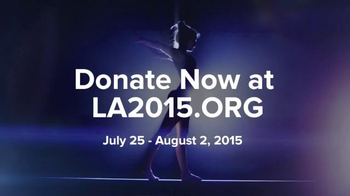 Special Olympics 2015 World Games TV Spot, 'Donate' - Thumbnail 7
