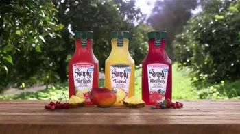 Simply Juice Drinks TV Spot, 'Complicated' - Thumbnail 1