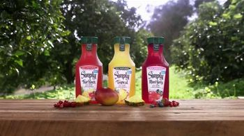 Simply Juice Drinks TV Spot, 'Complicated' - Thumbnail 7