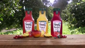 Simply Juice Drinks TV Spot, 'Complicated' - Thumbnail 2