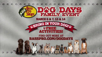Bass Pro Shops Dog Days Family Event and Sale TV Spot, 'Bring Your Dog' - Thumbnail 5